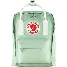 Fjällräven Kånken Mini Rugzak Kinderen, mint green-cool white